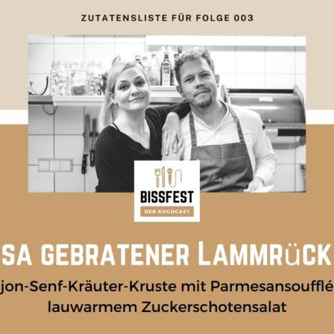 Rezept: Geräuchertes Saiblingsfilet an Kürbis-Apfel-Chutney und Saiblingskaviar