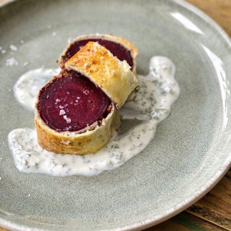 Einkaufsliste: Deine Zutaten für Folge 012 – Blaubeer-Cheesecake mit Karamellsoße