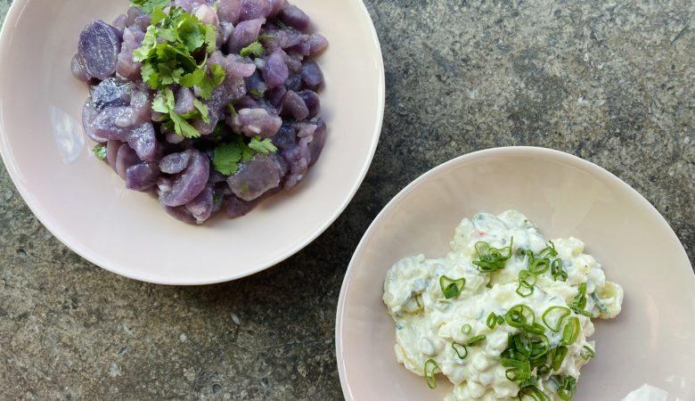 Kartoffeln, Kartoffelsalat, Bissfest, Kochcast, Essen, Bissfest - Der Kochcast