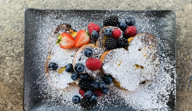 French Toast, Toast, Süßspeise, Frühstück, Bissfest, Kochcast, Bissfest - Der Kochcast, Podcast, Rezept, Menü fürs erste Date,